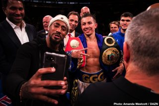 "Gennadiy Golovkin, Kamil Szeremeta - It looks as though there will be two big (or biggish) fights taking place on the night of November 21. As fans know, Errol Spence will make his ring return against Danny Garcia that night; Spence having his first fight back since suffering that nasty, it could have been fatal, car smash in October. Now, as per a tweet from boxing writer Mike Coppinger, the delayed Gennady Golovkin-Kamil Szeremeta fight is ""being targeted for Nov. 21 on DAZN."""
