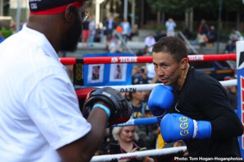 DAZN, Gennady Golovkin, Sergiy Derevyanchenko - Boxing News
