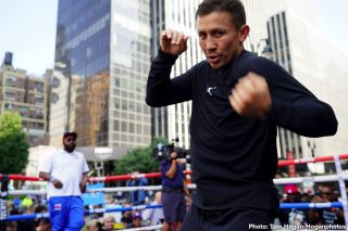 "Gennadiy Golovkin - It's unifinished business and it needs to get settled, and Eric Gomez of Golden Boy says Canelo Alvarez fully understands this and the Mexican star is ""willing to entertain that third fight"" with Gennady Golovkin. Gomez spoke with Sky Sports and the Golden Boy president said talks have begun with the hope being the third fight will take place some time next year."