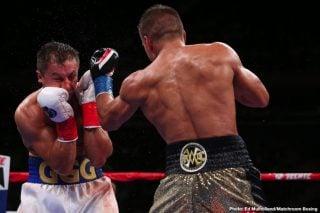 Canelo Alvarez, Errol Spence, Gennadiy Golovkin, Sergiy Derevyanchenko - Boxing News