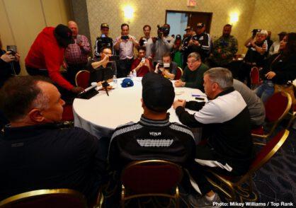 Artur Beterbiev, ESPN, Kudratillo Abdukakhorov, Luis Collazo, Oleksandr Gvozdyk - Boxing News