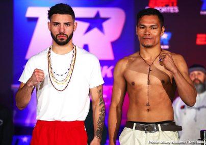 Artur Beterbiev Luis Collazo Oleksandr Gvozdyk Top Rank Boxing Boxing News