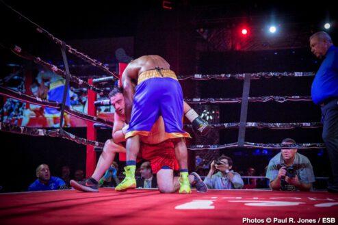 Demond Nicholson - Boxing News