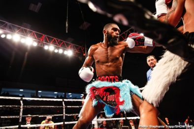 Jaron Ennis Jermaine Franklin Boxing News Boxing Results