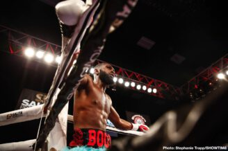 Jaron Ennis, Jermaine Franklin - Boxing News