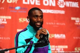 Jaron Ennis - Ennis-Eyubov Announced As Co-Main Event To Claressa Shields vs. Ivana Habazin On SHOWTIME BOXING: SPECIAL EDITION® From Ocean Casino Resort In Atlantic City