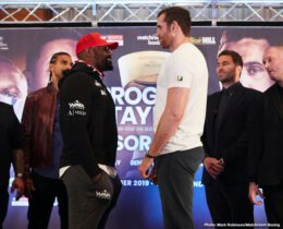 Josh Taylor, Regis Prograis - Kalle Sauerland, Chief Boxing Officer of the WBSS