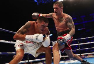 Ricky Burns - Scottish fight legend still has 'a year or two left' of remarkable story