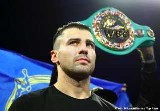 Oleksandr Gvozdyk - It has been announced in Ukraine how former WBC light-heavyweight champion Oleksandr Gvozdyk has retired, at the age of just 33. Egis Klimas, the manager of Gvozdyk, wrote on Instagram how he is wishing the now former fighter good luck in his retirement from the ring.