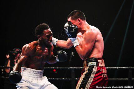 Adrian Granados, Erickson Lubin, Nathaniel Gallimore, Robert Easter - Boxing News