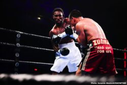 Adrian Granados, Erickson Lubin, Nathaniel Gallimore, Robert Easter - Top super welterweight contender Erickson Lubin continued his resurgence with a dominant 10-round unanimous decision victory over Nathaniel Gallimore Saturday night on SHOWTIME from Santander Arena in Reading, Pa.