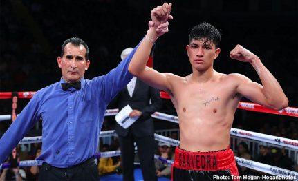 Oscar Duarte Boxing Results Press Room
