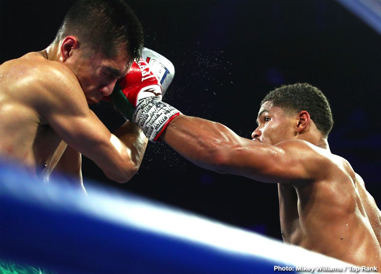 Bob Arum, Floyd Mayweather Jr, Shakur Stevenson - Boxing News