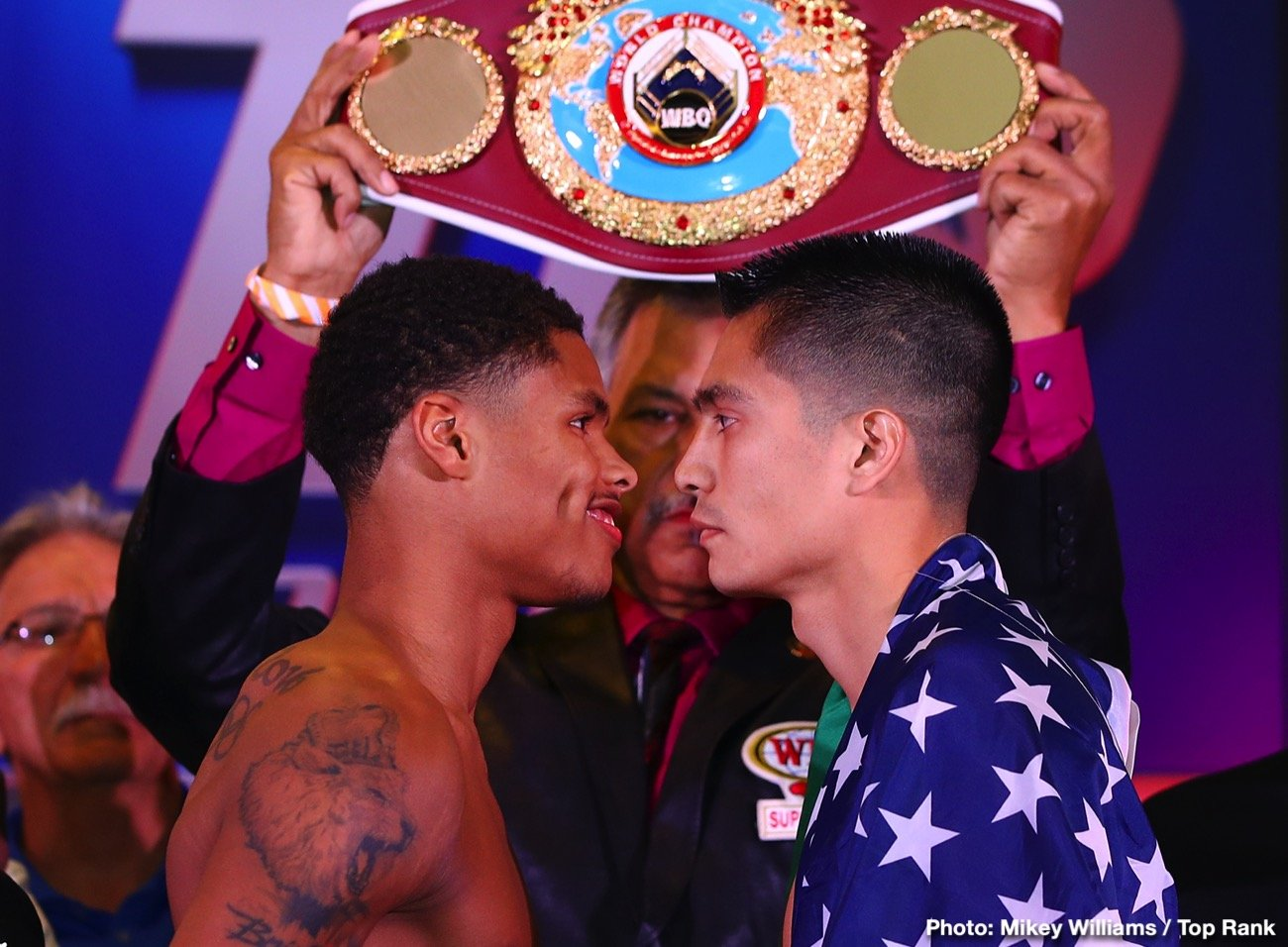 Shakur Stevenson - Stevenson-Gonzalez, Joshua Greer Jr.-Antonio Nieves and Mikaela Mayer Alejandra Zamora to stream Saturday LIVE on ESPN+ at 10 p.m. ET/7 p.m. PT
