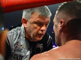 Andy Ruiz and Teddy Atlas: Could They Work Together?