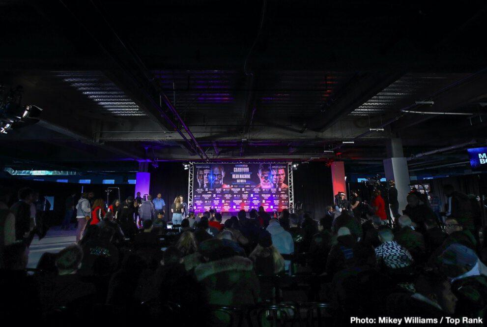 Egidijus Kavaliauskas, Michael Conlan, Richard Commey, Teofimo Lopez, Terence Crawford, Vladimir Nikitin - Boxing News