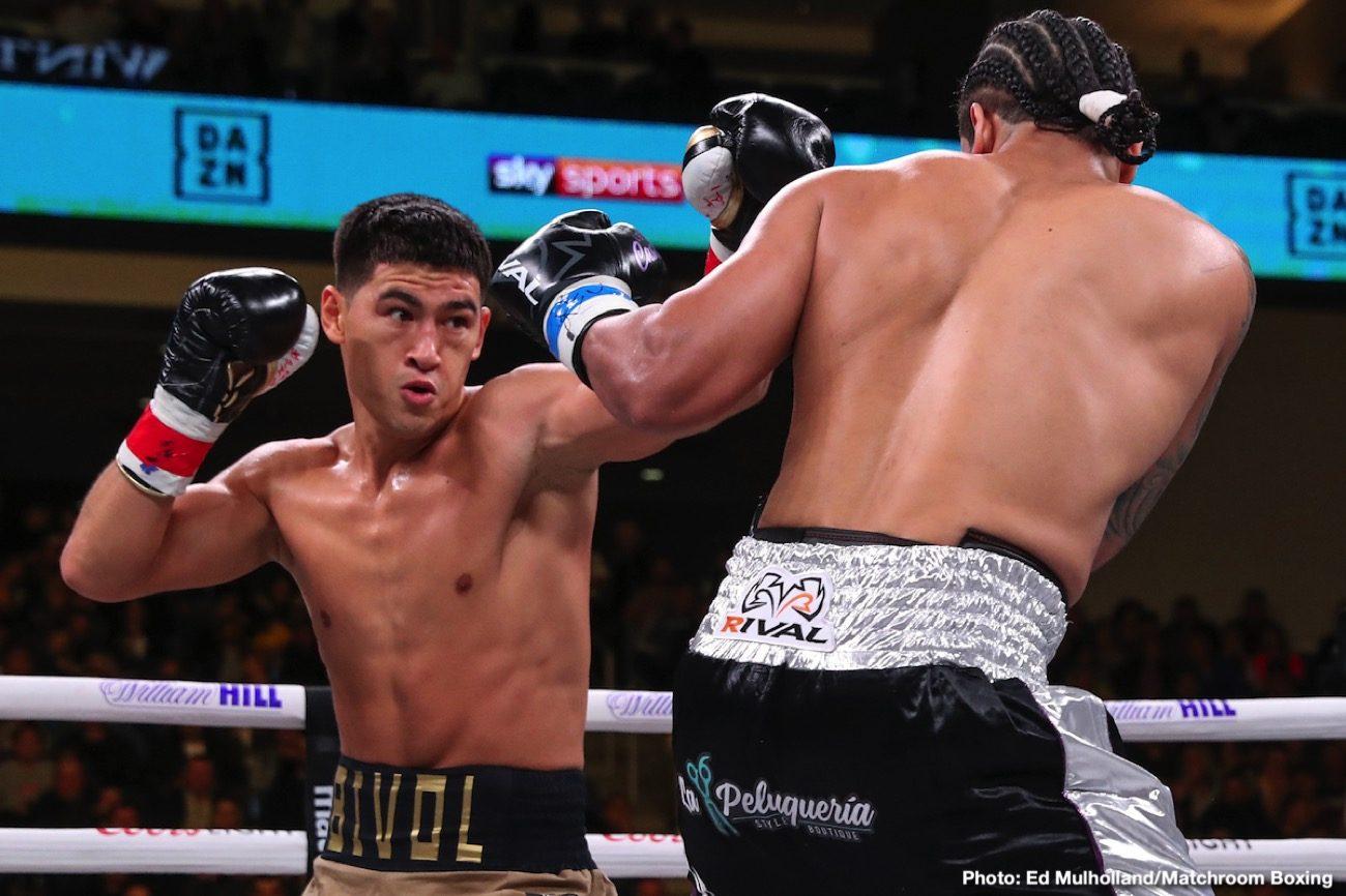 Artur Beterbiev, Canelo Alvarez, Dimitry Bivol, Eddie Hearn, Matchroom Boxing - Boxing News