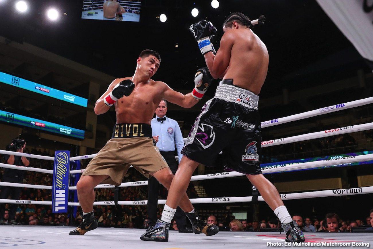 Caleb Plant, Canelo Alvarez, Dimitry Bivol - Boxing News