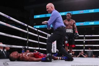 Wendy Toussaint -  ShoBox: The New Generation returns for the first time since March with a four-fight card headlined by exciting, undefeated super welterweight prospects Charles Conwell and Wendy Toussaint in a 10-round main-event bout on Wednesday, October 7 live on SHOWTIME ® (9 p.m. ET/PT) from the Mohegan Sun Casino in Uncasville, Conn.