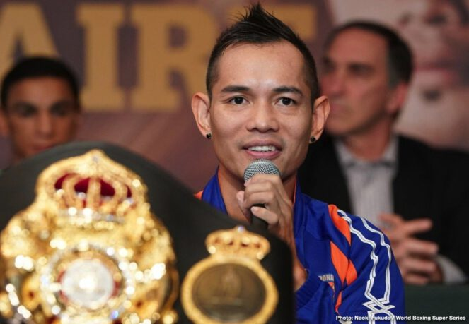 Naoya Inoue, Nonito Donaire - Boxing Interviews