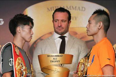 Naoya Inoue Nonito Donaire Boxing Interviews Boxing News Top Stories Boxing