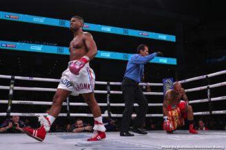 Alexander Usyk, Chazz Witherspoon, Dmitry Bivol, Lenin Castillo - Boxing News