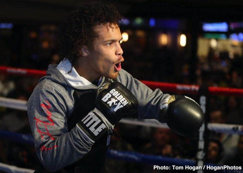 "Romero Duno, Ryan Garcia, Saul ""Canelo"" Alvarez, Sergey Kovalev - Boxing News"