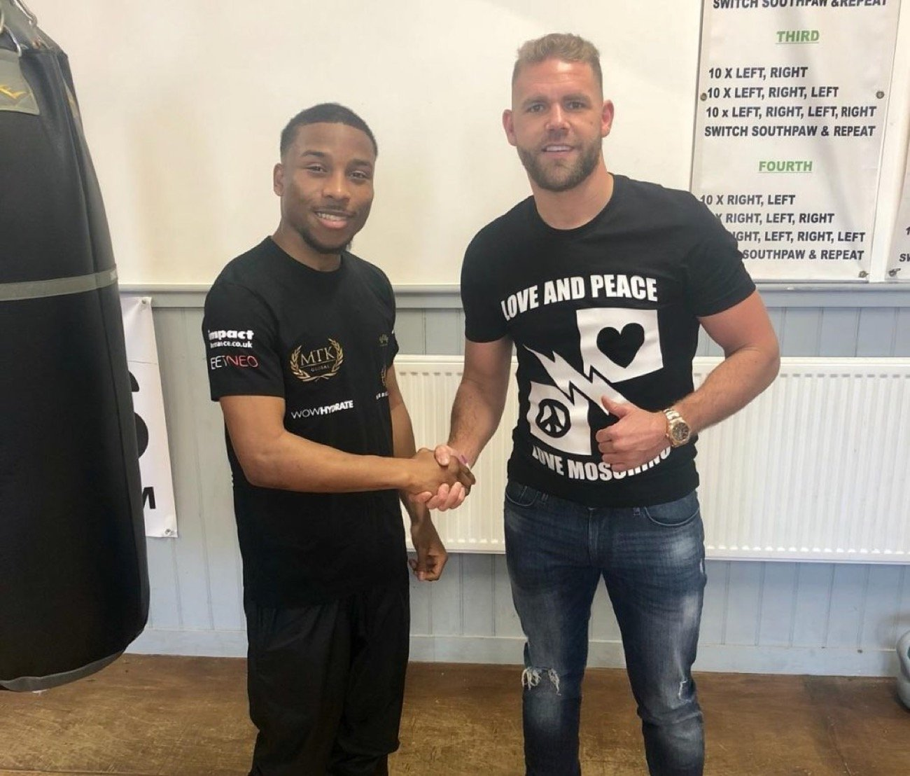Billy Joe Saunders - Dixon has won 32 of his 34 amateur contests, stopping 17 in the process, and has won two National Championships, seven Yorkshire Championships and one Box Cup Championship.