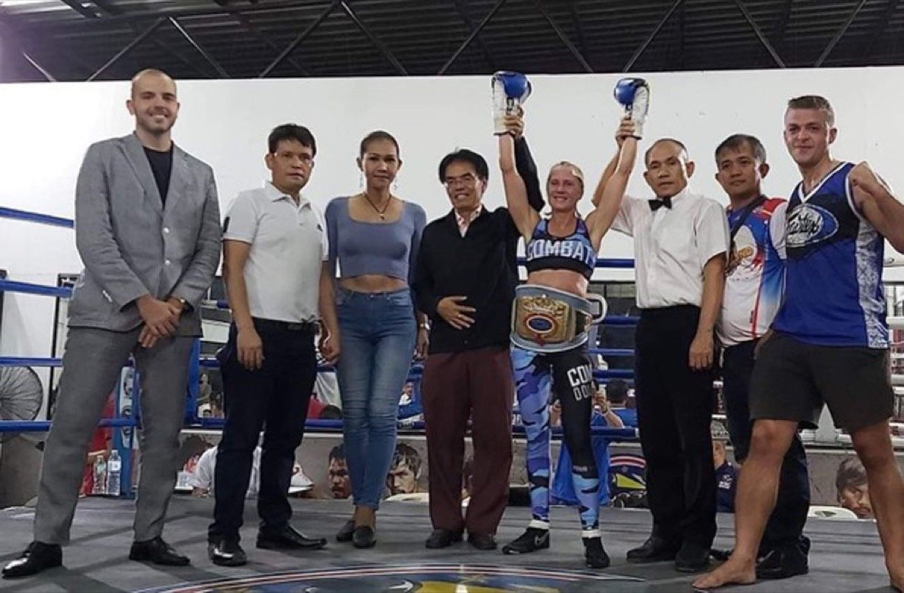 - Bournemouth's Denise Castle secured the WIBA World Minimumweight Crown on Saturday, with a sensational fifth round stoppage over Sutthinee Bamrungpao in Bangkok, Thailand.