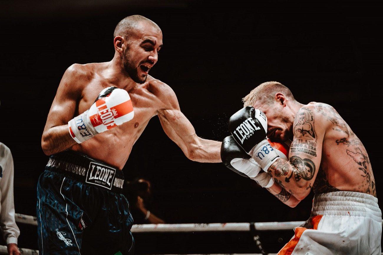 Daniele Scardina Misael Lopez Nestor Robledo Boxing Results Press Room