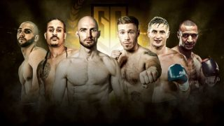 Golden Contract - The quarter-finals for the light-heavyweight edition of the huge #GoldenContract have been confirmed.