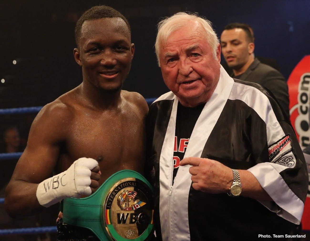 Abass Baraou - Abass Baraou (7-0, 4 KOs) will make his UK debut on October 26 at The O2 in London as the unbeaten German super welterweight sensation faces John O'Donnell (33-2, 11 KOs) on the World Boxing Super Series undercard, live on Sky Sports Box Office in the UK and DAZN in the US.