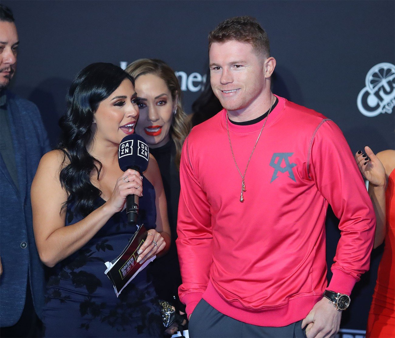 Sergey Kovalev - Saul Canelo Alvarez made his grand arrival at the MGM Grand in Las Vegas, Nevada on Tuesday for his title challenge against WBO light heavyweight champion Sergey Kovalev this Saturday on November 2.