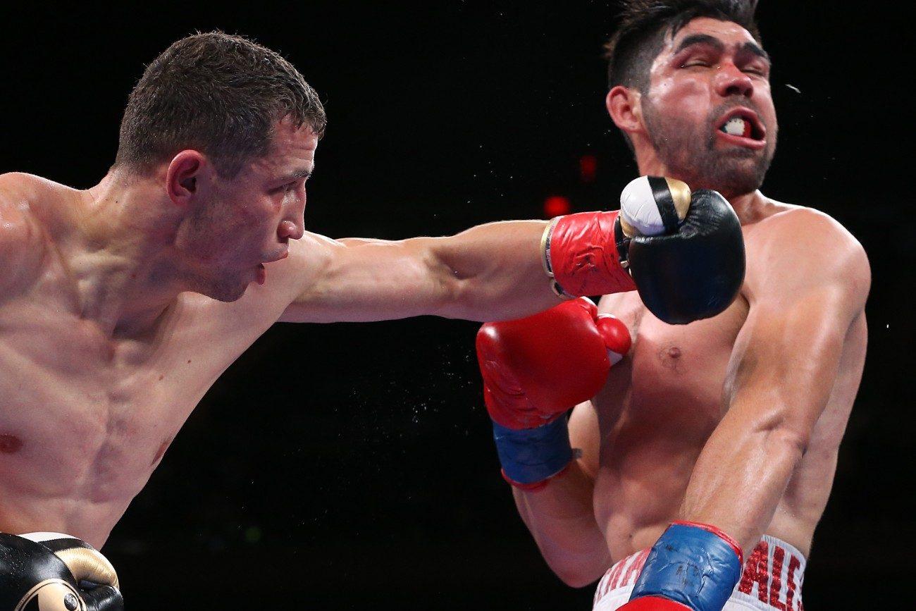 Alejandro Barrera Israil Madrimov Boxing News Boxing Results