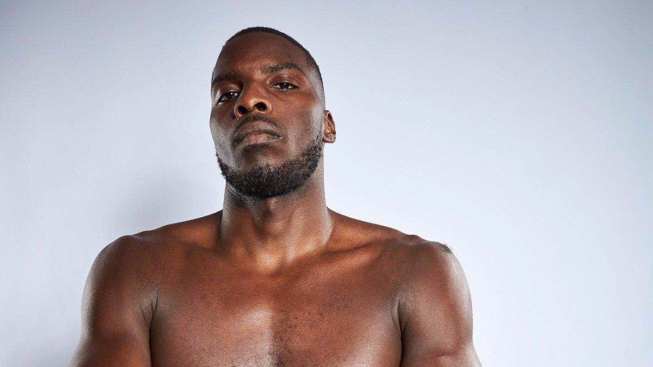 Lawrence Okolie Yves Ngabu British Boxing Press Room