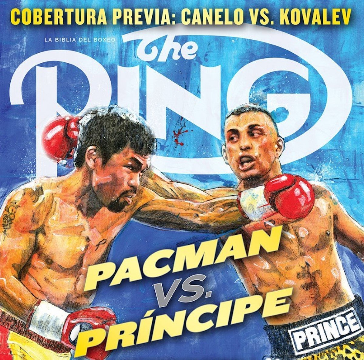 Manny Pacquiao, Naseem Hamed - Boxing News