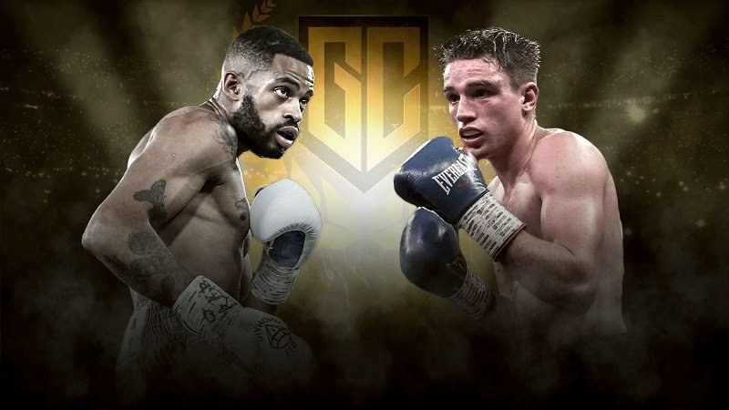 Kieran Gething, Mikey Sakyi - he County Durham star has blasted his way to 12-0, 8 KOs to seal a spot in the tournament that has captured the imagination of the global boxing public; broadcast live on Sky Sports in the UK in association with Matchroom Boxing and on ESPN+ in the US in association with Top Rank.