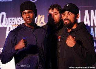 John Riel Casimero, Zolani Tete - In a magnificent world title fight South Africa's Zolani Tete (28-3, 21KOs) risks his WBO bantamweight title against Filipino interim champion John Riel Casimero (28-4, 19KOs) where the winner will be likely to face IBF and WBA title holder Naoya Inoue in 2020.