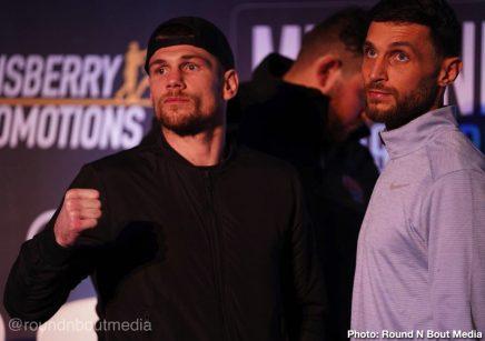 John Riel Casimero Zolani Tete Boxing News