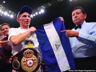 Rene Alvarado - CANCIO VS. ALVARADO II QUOTES, PHOTOS, AND RESULTS