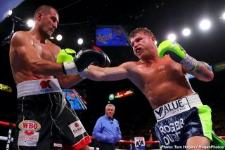 "Saul ""Canelo"" Alvarez - Former 175-lb champion Badou Jack says last Saturday's fight between WBO light heavyweight champion Sergey Kovalev and Saul Canelo Alvarez was ""boring"" and he thinks it almost looked like a ""fixed"" fight. Jack is obviously talking about how Kovalev (34-4-1, 29 KOs) didn't attack Canelo Alvarez (53-1-2, 36 KOs) with aggression, and he wasn't throwing punches with power in the fight. Kovalev looked like he was fighting at half speed the entire fight."