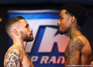 Óscar Valdez - Gutierrez Overweight: Adam Lopez Steps Up to Face Oscar Valdez in Saturday's ESPN+ Main Event.
