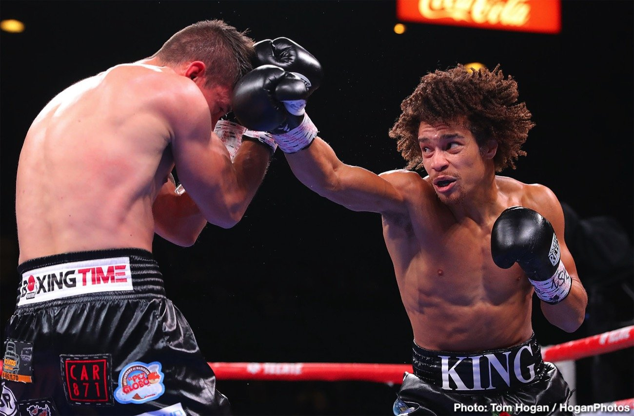 "Prince Ranch Boxing's undefeated welterweight contender, Blair ""The Flair"" Cobbs (13-0-1, 9 KOs), who is by promoted by Golden Boy Promotions, faces Samuel Kotey (23-2, 16 KOs) of Ghana, Africa. The 10-round bout will take place on February 14, 2020, as part of the of Ryan Garcia versus Francisco Fonseca card at the Honda Center in Anaheim, CA, which will air live on DAZN at 7 p.m. ET / 4 p.m. PT."