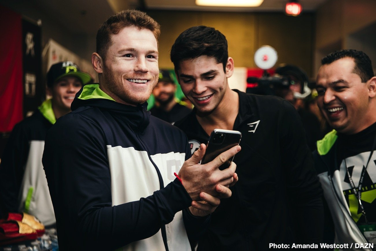 Canelo Alvarez - Canelo Alvarez's Traditional Cinco De Mayo Weekend Fight on May 2 Marks First Global Event on Leading Sports Streaming Service