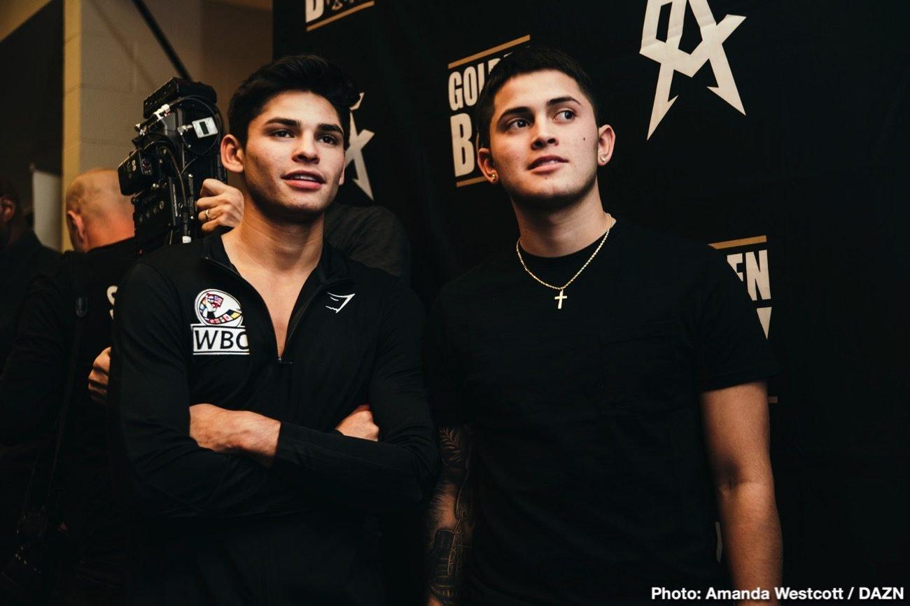 Golden Boy Promotions, Oscar De La Hoya, Ryan Garcia - Boxing News