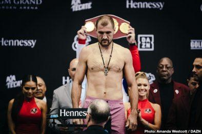 Canelo Alvarez Sergey Kovalev Boxing News Top Stories Boxing