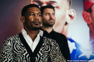 Danny Jacobs - Daniel Jacobs is targeting Super-Middleweight champions Callum Smith and Billy Joe Saunders as he told the latest episode of Matchroom Boxing's Podcast 'The Lockdown Tapes' the steps he needs to take to reach the hall of fame.