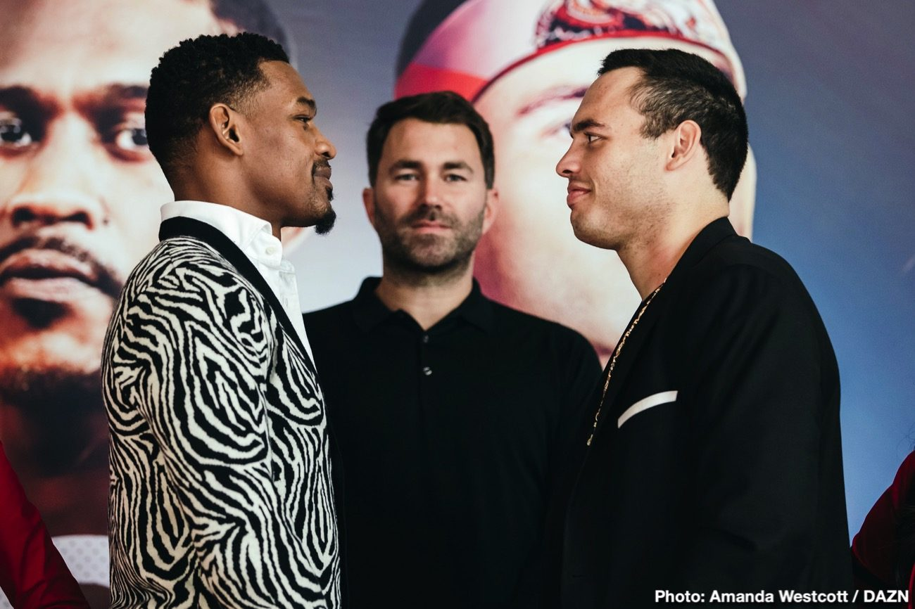 Danny Jacobs Julio Cesar Chavez Jr. Boxing News
