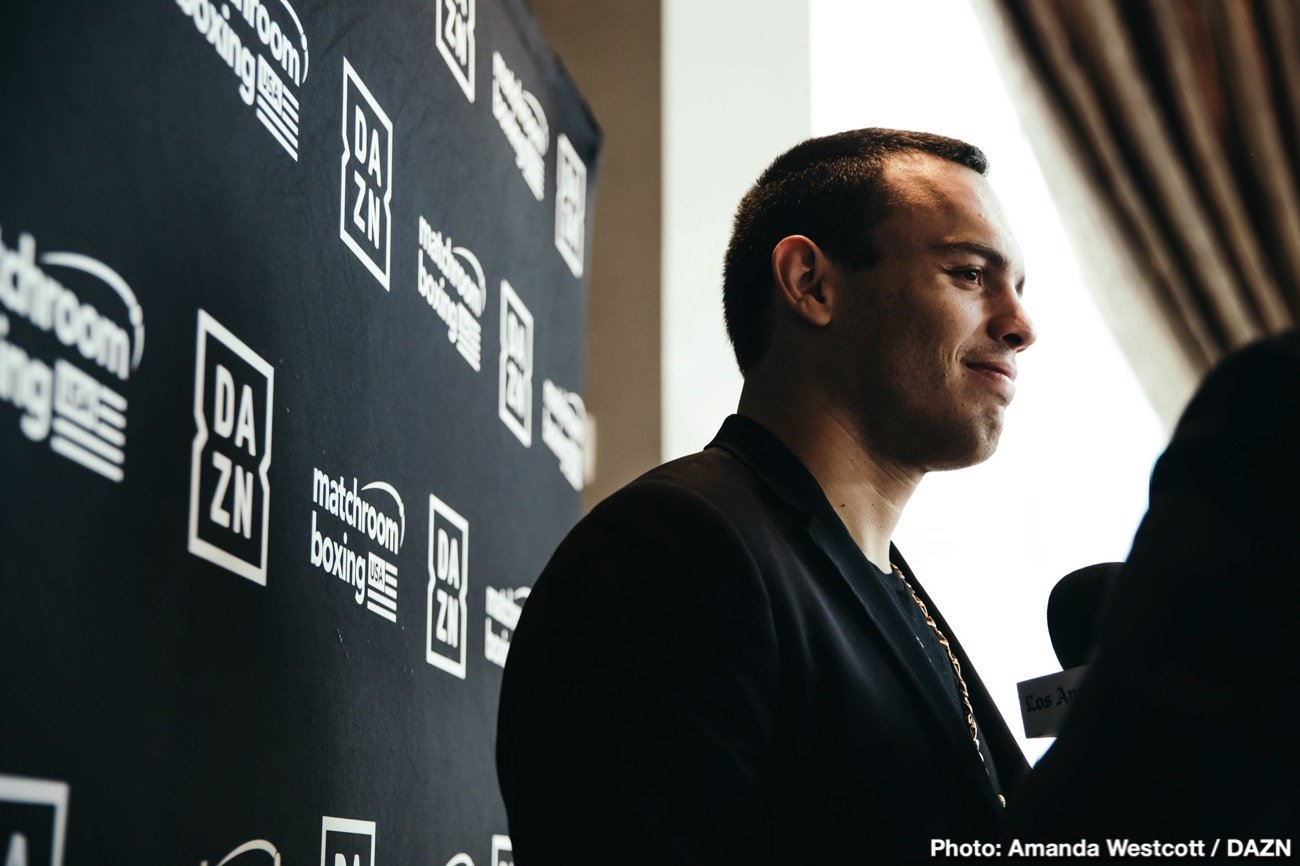Daniel Jacobs, Julio Cesar Chavez Junior - Julio Cesar Chavez Jr. says he has no issues with being tested by VADA for his December 20th fight against former IBF/WBA middleweight champion Daniel Jacobs at the Talking Stick Resort Arena, in Phoenix, Arizona. Chavez Jr. (53-3-, 33 KOs) not only take the tests by VADA, but he'll make weight for the fight at 168.