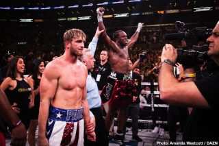 Floyd Mayweather Vs. Logan Paul Exhibition Postponed; A Distinct Lack Of Interest The Reason